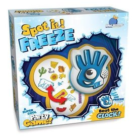 Asmodee Spot it! Freeze