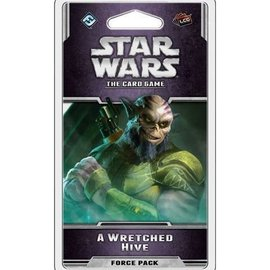 Fantasy Flight Star Wars - The Card Game - A Wretched Hive