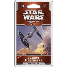 Fantasy Flight Star Wars: The Card Game - Evasive Maneuvers Force Pack