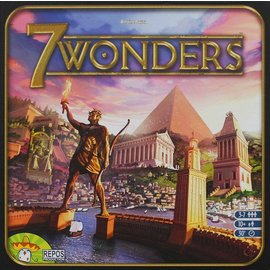 Repos Production 7 Wonders (ANA Top 40)