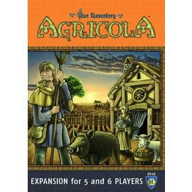 Mayfair Games Agricola: 5-6 Player Extension