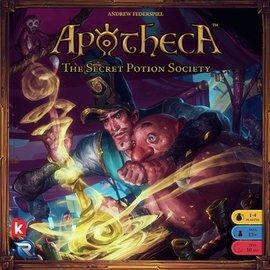Renegade Apotheca - The Secret Potion Society