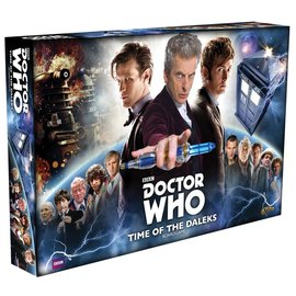 GaleForce Nine Doctor Who: Time of the Daleks Boardgame