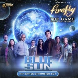 GaleForce Nine Firefly: The Game - Blue Sun