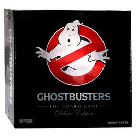 Cryptozoic Ghostbusters: The Board Game Deluxe Edition Kickstarter Exclusive