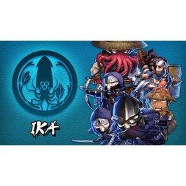 Ninja Division Ninja All-Stars: Clan Ika Expansion