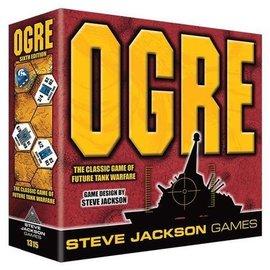 Steve Jackson Games Ogre - 6th Edition (6E)