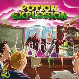 Cool Mini or Not Potion Explosion