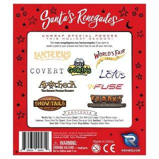 Renegade Santa's Renegades Promo Box