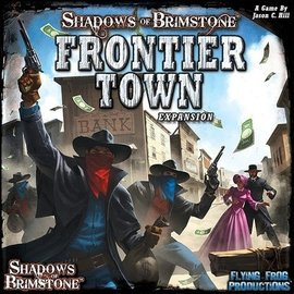 Flying Frog Productions Shadows Of Brimstone: Frontier Town