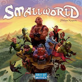 Days of Wonder Small World (ANA Top 40)