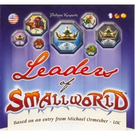 Days of Wonder Small World - Leaders of Small World