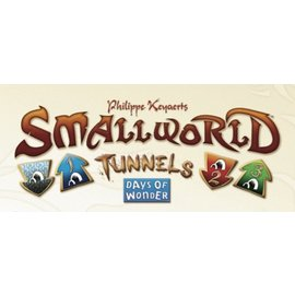 Days of Wonder Small World: Tunnels