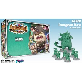 Ninja Division Super Dungeon Explore: Goro Boss Expansion