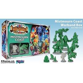 Ninja Division Super Dungeon Explore: Mistmourn Coast Warband