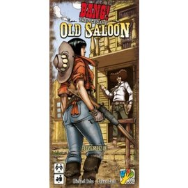 dV Giochi BANG!: The Dice Game - Old Saloon Expansion