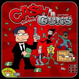 Repos Production Cash n Guns Second Edition (ANA Top 40)