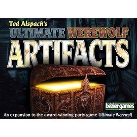 Bezier Games Ultimate Werewolf Artifacts