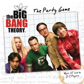 Cryptozoic The Big Bang Theory: The Party Game