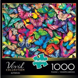Buffalo Butterflies Puzzle (1000 pieces)