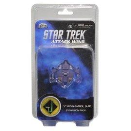 Wiz Kids Star Trek Attack Wing: 5th Wing Patrol Ship Expansion Pack