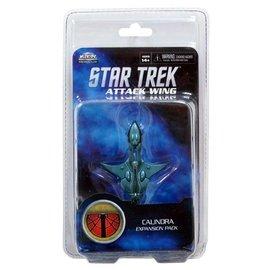 Wiz Kids Star Trek Attack Wing: Calindra Expansion Pack (Wave 28)