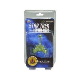 Wiz Kids Star Trek Attack Wing: I.K.S. Gr'oth Expansion Pack