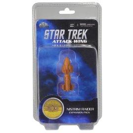 Wiz Kids Star Trek Attack Wing: Nistrim Raider Expansion Pack