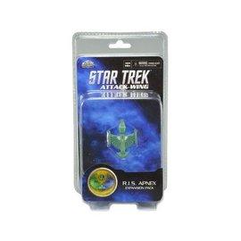 Wiz Kids Star Trek Attack Wing: R.I.S. Apnex Expansion Pack