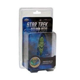 Wiz Kids Star Trek Attack Wing: Romulan - Prototype 01 Expansion Pack