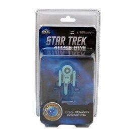 Wiz Kids Star Trek Attack Wing: U.S.S. Pegasus Federation Expansion Pack