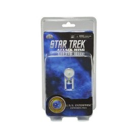 Wiz Kids Star Trek Attack Wing: USS Enterprise Expansion Pack