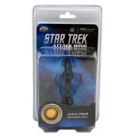 Wiz Kids Star Trek: Attack Wing: Kyana Prime Expansion Pack