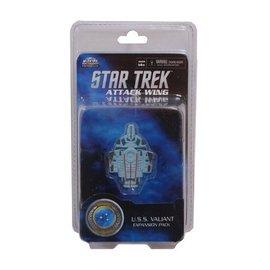 Wiz Kids Star Trek: Attack Wing: U.S.S. Valiant Expansion Pack