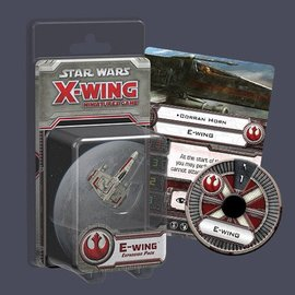 Fantasy Flight Star Wars X-Wing: E-Wing Expansion Pack