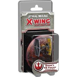 Fantasy Flight Star Wars X-Wing: Sabine's Tie Fighter