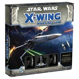 Fantasy Flight Star Wars X-Wing: The Force Awakens Core Set