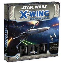 Fantasy Flight Star Wars X-Wing: The Force Awakens Core Set