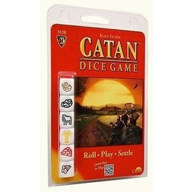 Mayfair Games Catan: Dice Game Clameshell Edition