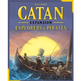 Mayfair Games Catan: Explorers & Pirates (2015)