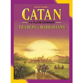 Mayfair Games Catan: Traders & Barbarians - 5-6 Player Extension (2015)
