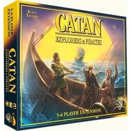 Mayfair Games Catan: Explorers & Pirates 5-6 player expansion