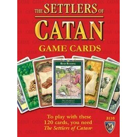 Mayfair Games Settlers of Catan Replacement Card Set