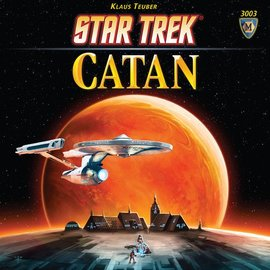 Mayfair Games Star Trek: Catan