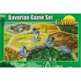Mayfair Games The Settlers of Catan Bavarian Game Set