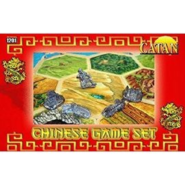Mayfair Games The Settlers of Catan Chinese Game Set