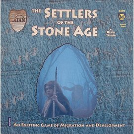 Mayfair Games The Settlers of the Stone Age
