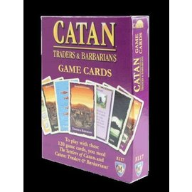 Mayfair Games Traders and Barbarians Game Cards