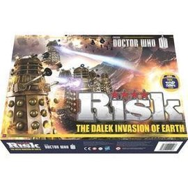 USAopoly Dr. Who: Risk