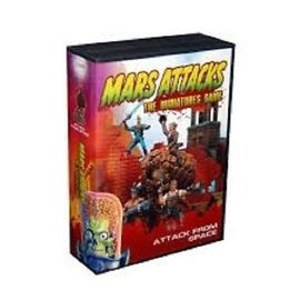 Mantic Mars Attacks - Attack From Space